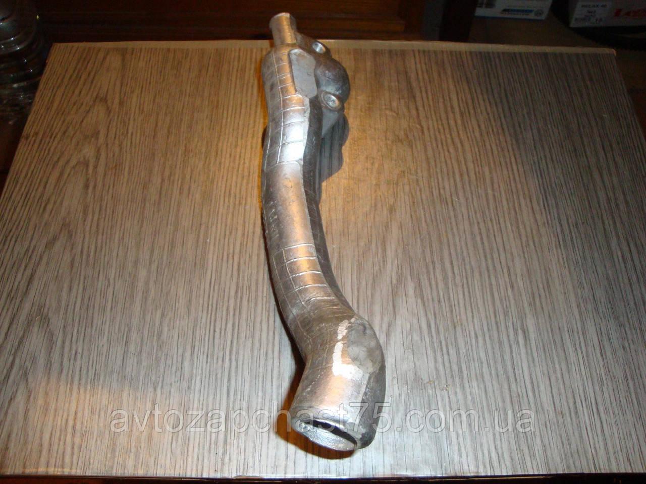 Патрубок насоса водяного Мтз, Д 240, Д 243 (кобра) производитель Агро-Днепр, Украина