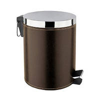 Ведро для мусора Besser 0206 5л кожзам