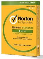 Norton Security Standard (1 ПК / 1 рік)