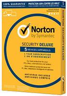 Norton Security Deluxe Multi-Device 5ПК (5 ПК / 1 рік)