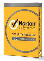Norton Security Premium Multi-Device 10ПК (10 ПК / 1 рік)