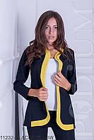 Женский пиджак-кардиган Cowl