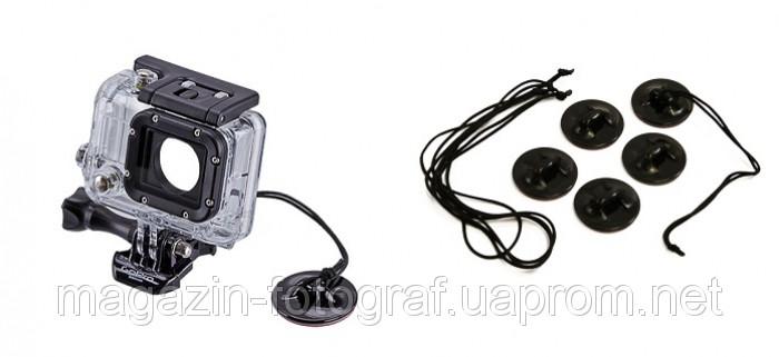 Camera Tethers GoPro - страховочные платформы ATBKT-005 / в магазине
