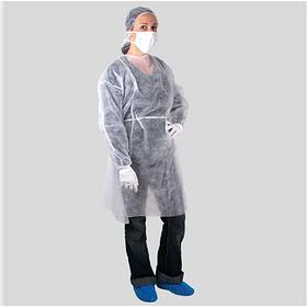 Персональный защитный комплект с нитриловыми перчатками AMPri