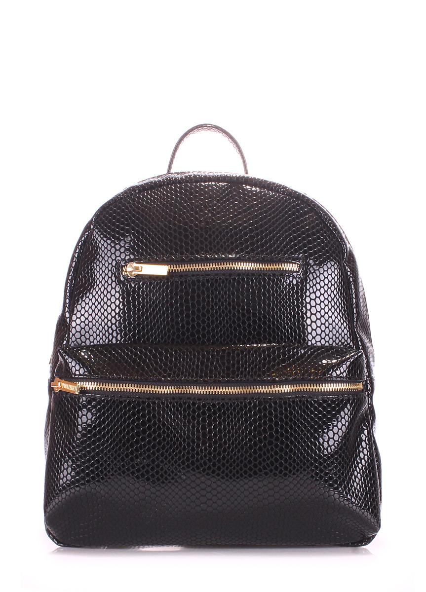 Рюкзак женский POOLPARTY Mini черный
