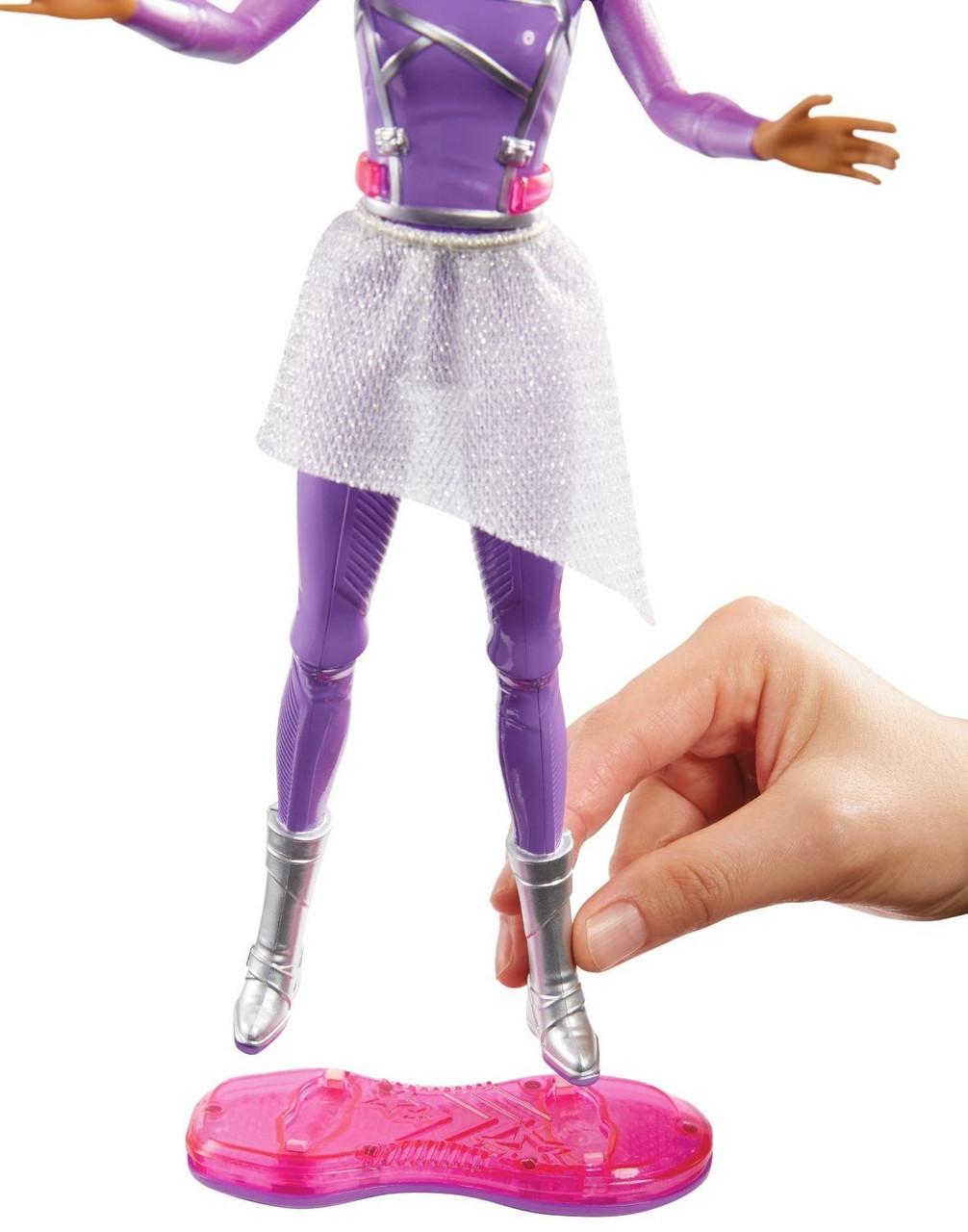 Кукла с ховербордом из серии Barbie и космическое ...