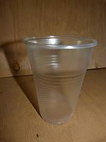Бокал (стакан) одноразовый пластиковый 480мл