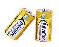 Батарейки RAYMAX LR14 AM2 C 1.5V shrink/2pcs (2шт.)