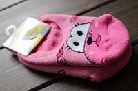 Носки следы противоскользящие махровые Kinder Hausschuh ( Германия) Оптом