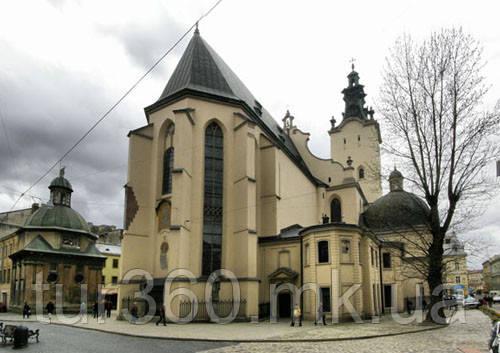 Кафедральный собор Львов