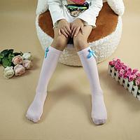 Гольфы - чулки для девочки розовые Оптом
