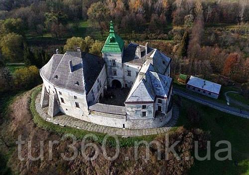 фото Олесскй замок