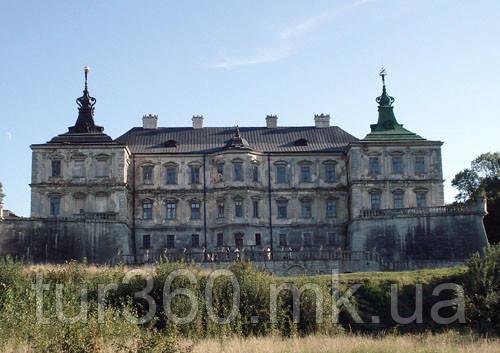 фото Подгорецкий замок