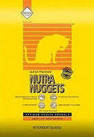 Nutra Nuggets Maintenance 7,5кг -  для стерилизованых кошек (желтая)