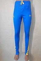 Яркие спортивные штаны унисекс от Rogelli Нидерланды XS размер