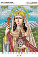 Схема для вышивки бисером Св. благоверная царица Тамара