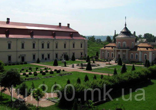 фото Золочевский замок