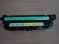 Картридж HP LaserJet Enterprise 500 Color M551n/ 551dn/ 551xh yellow (CE402A)