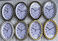 Часы настенные GOTIME GT-2250tm с плавным ходом 25х18,5см