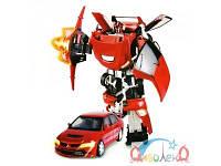 Детский трансформер с машинкой