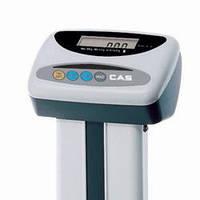 Весы товарные напольные CAS DL 150
