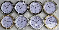 Часы настенные GOTIME GT-2251tm с плавным ходом, тихий механизм