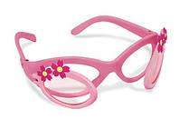 """Солнцезащитные очки """"Цветочки"""", Flip-Up"""