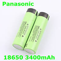 Новый Оригинал аккумулятор 18650 Panasonic NCR18650B 3400 мАч
