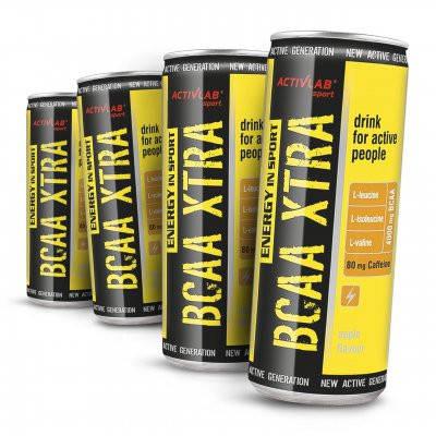 ActivLab BCAA XTRA ENERGY (250ml)