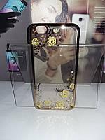 Чехол силиконовый накладка  Apple IPhone 6 Diamond