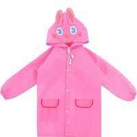 Дождевики детские на кнопках  Funny rain coat  Оптом