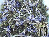 Иван-чай ферментированный зелёный с цветом Кипрея