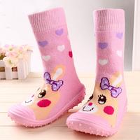 Тапочки носки махровые на резиновой подошве  Оптом