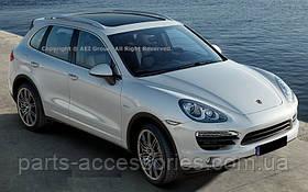 Porsche Cayenne 958 2011-17 рейлинги на крышу Новые