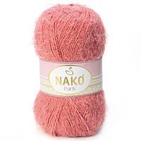 Nako Paris коралловый  № 11272