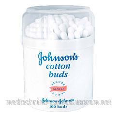 Ватные палочки для детей Джонсонc Беби