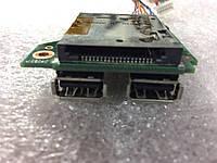 HP 6530b плата USB