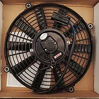 Диффузор радиатора охлаждения Лада калина с кондиционером 1117 1118 1119 Luzar