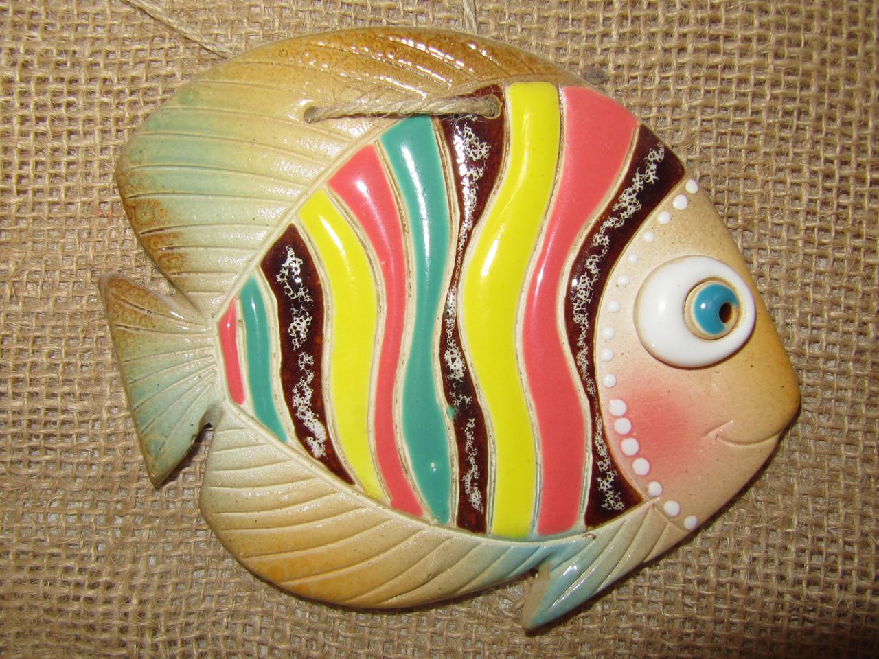 Рыбка «Полосатик»