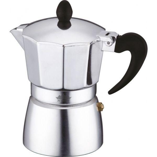 Кофеварка гейзерная на 3 чашки Peterhof PH-12530-3