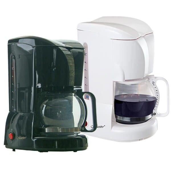 Кофеварка капельная 10-12 чашек 800вт Maestro MR401
