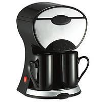 Кофеварка капельная 250мл 2 чашки Maestro MR404
