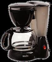 Кофеварка капельная 4 чашки Magio MG-344