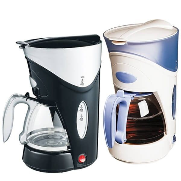 Кофеварка капельная 4-8 чашек 700вт Maestro MR403