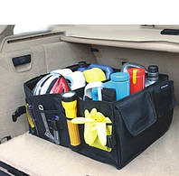 Автомобильный органайзер в багажник Оптом