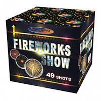 49 выстрелов.FIREWORKS SHOW GWM5037.49 зарядов