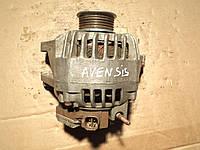 Генератор Тойота Авенсис, Королла 1.8 2004г.в. MS121502-063, 27060-27060, Toyota Avensis