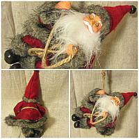 "Санта Клаус ""Стук в окошко"",65/55 (цена за 1 шт. + 10 грн.)"