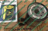Фильтр AT81478 грубой очистки топлива FILTER John Deere фільтр паливний 81478