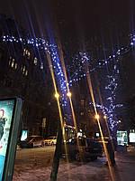 Монтаж светодиодных гирлянд, фото 1